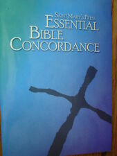 Bible Concordance by Paul Grass (2004, Paperback) Reference Christianity Holy