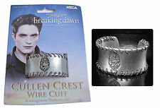 Twilight Breaking Dawn Part 2 Cullen Crest Wire Cuff - NECA 2012