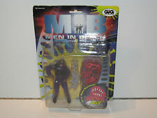 MEN IN BLACK MIB 'FLAME BLASTING JAY' MOSC 1997  GALOOB