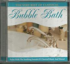 THE VERY BEST OF CLASSICAL BUBBLE BATH - APOLLONIA SYMPHONY ORCHESTRA!!!  NR!!