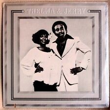 Thelma Houston & Jerry Butler 1977 Motown Records #M6-887S1 R & B SOUL Sealed LP
