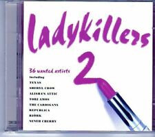 (EI616) Ladykillers 2, 36 tracks various artists - 1997 double CD