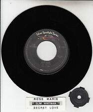 "SLIM WHITMAN  Rose Marie & Secret Love 7"" 45 rpm vinyl record NEW"