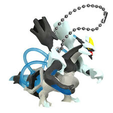 BANDAI Pokemon Best Wishes Keychain Gashapon Figure (Black Kyurem Over Drive)