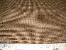 """~11 1/8 YDS~""""BASKETWEAVE"""" ~ NUBBY UPHOLSTERY FABRIC FOR LESS~"""