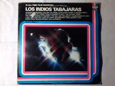 LOS INDIOS TABAJARAS 16 all-time film favorites lp STELVIO CIPRIANI RIZ ORTOLANI