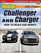 Dodge Challenger and Charger : : How to Build and Modify 2006-Present by...