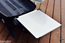 BBQ Stainless Steel Side Tables to suit Weber Baby Q1000 Q1200 Q100 and Q100e