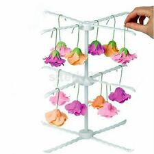 Foldable Fondant Cake Gum Paste Flower Drying Rack Hanger Decorating Stand