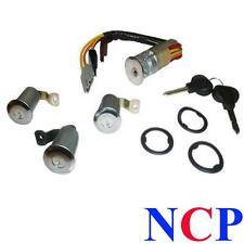 PEUGEOT PARTNER CITROEN BERLINGO 96-00 IGNITION SWITCH & DOOR LOCK BARREL SET