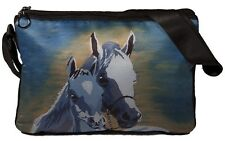 Horse Messenger Bag - Support  Wildlife Conservation - From My Painting
