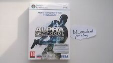 Alpha Protocol Collector's Edition for PC RARE *BRAND NEW*