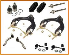 Integra 94-01 Upper Control Arm Ball Joint Tie Rods Link Suspension Kit 12pcs