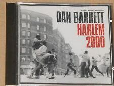 DAN BARRETT -Harlem 2000- CD