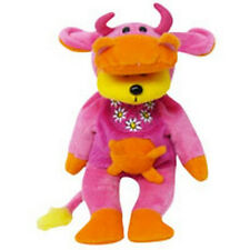 "SKANSEM BEANIE KIDS ""LULLABELLE"" THE FUNKY COW BEAR"