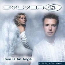 Cardsleeve Single cd Sylver Love is an angel 4TR 2004 eurodance