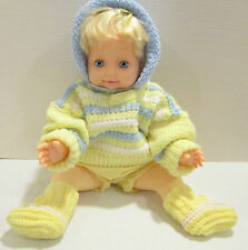 Vintage 1990 Catalina CHEERFUL TEARFUL - says Mama, laughs & Coos -dressed - VGC