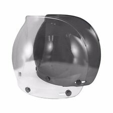 Torc Route 66 T50 3 Snap Replacement Bubble Shield Light Smoke Tint