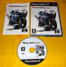 TT SUPERBIKES REAL ROAD RACING Ps2 Versione Ufficiale Italiana 1ª Ed ○○ COMPLETO