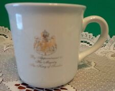 Gevalia Kaffee Cup Mug Appointment to His Majesty The King of Sweden