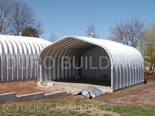 DuroSPAN Steel 25x20x13 Metal Building Kits Prefab Garage Shop Open Ends DiRECT