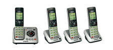 VTech CORDLESS TELEPHONE 4 SET DIGITAL DECT 6.0 PHONES