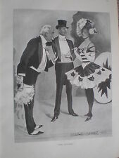 The Guv'nor by Leonard Linsdell 1902 old print ref W2