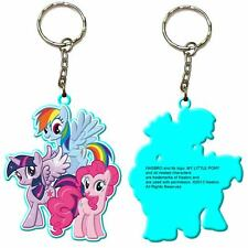 MY LITTLE PONY PORTACHIAVI KEYCHAIN PINKIE PIE RAIMBOW DASH TWILIGHT KEYRING #3