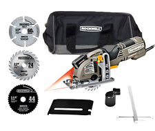 RK3440K 4.0 Amp VersaCut Mini-Circular Saw by Rockwell