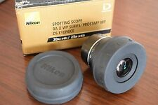 Nikon DS Eyepiece 20x (ø65)/25x (ø82)  Prostaff RA III WP series Nuovo With Pack