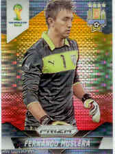 2014 World Cup Prizm Yellow Red Parallel No.189 F.MUSLERA (URUGUAY)