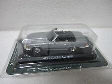 MERCEDES-BENZ 350SL  - ESC.-1/43 - DEL PRADO - CARS