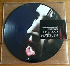 "Marilyn Manson - Heart Shaped Glasses 7"" Picture Disc Vinyl Sealed"