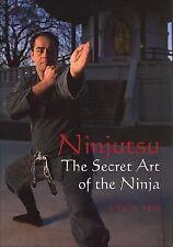 Ninjutsu: The Secret Art of the Ninja, Yeo, Simon, Good Book