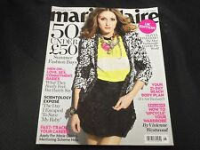 2011 JUNE MARIE CLAIRE UK EDITION MAGAZINE - OLIVIA PALERMO COVER - O 6015