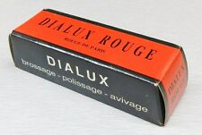 RED ROUGE DIALUX RED POLISH JEWELERS POLISHING COMPOUND GOLD JEWELRY HIGH SHINE