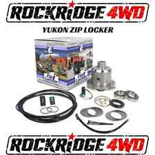 Yukon Zip AIR Locker Dana 30 W/ 27 spline axles Jeep JK  XJ YJ TJ LJ 3.73 & UP