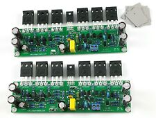 L15 150W+150W Stereo amplifier Completed board with  IRFP240 IRFP9240