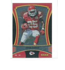 2012 PANINI FOOTBALL BLACK FRIDAY JAMAAL CHARLES #7