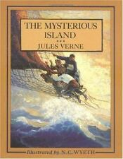 The Mysterious Island (Scribner's Illustrated Classics)-ExLibrary