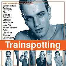 TRAINSPOTTING ORIGINAL SOUNDTRACK CD 20th Anniversary NEW RELEASE NOVEMBER 2016