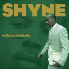 Shyne - Godfather Buried Alive [Clean] [Edited] (CD, Aug-2004, Def Jam (USA))