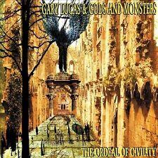 LUCAS,GARY / GOD & MONSTERS-ORDEAL OF CIVILITY (LTD) VINYL LP NEW
