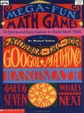 Mega-Fun Math Games (Grades 2-5)
