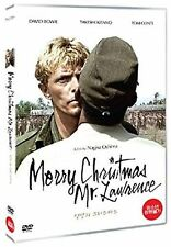 Merry Christmas Mr Lawrence - David Bowie dvd - U.K. Region 2 Compatible - NEW