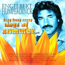 NEW.CD.Engelbert Humperdinck.Lazy Hazy Crazy Days of Summer.Last Of Stock!