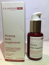 New Clarins Pro Firming Body Supplement Professional Formula 1.7oz/50ml