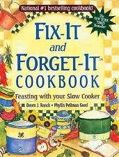Fix-It and Forget-It Cookbook : Feasting with Your Slow Cooker by Phyllis Pellma