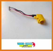 CONECTOR DE CARGA DC POWER SOCKET PSP 2000 2004 3000 3004 ORIGINAL