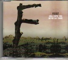 (CL562) Feist, How Come You Never Go There - 2011 DJ CD
